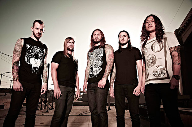 BAND As i lay Dying