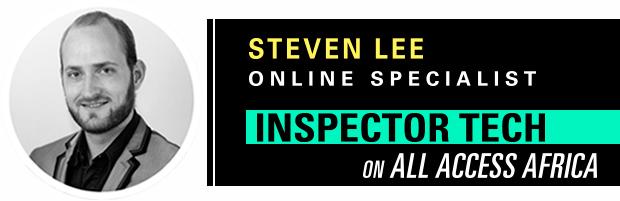 Steven Lee - Online Specialist - Inspector Tech